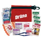 Custom Great Value First Aid Kit w/ Front Pocket