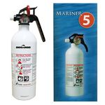 Custom Marine Fire Extinguisher