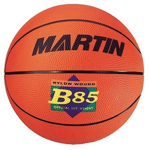Junior Size 5 Rainbow Basketball