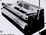 Custom Model W-280-12MA Motorized Poly Sealer