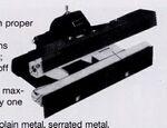 Custom Model 252 Universal Heat Sealer w/ Non Stick Jaws (For Polyethylene Bags)