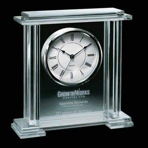 Chatsworth Mantle Clock - 9