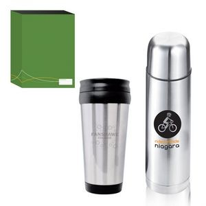 The On-the-Go Gift Set - Green Sleeve