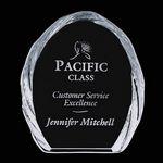 Custom Tottenham Iceberg Crystal Award (4 1/2