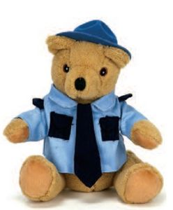 10 Trooper Bear Uniform Stuffed Animal