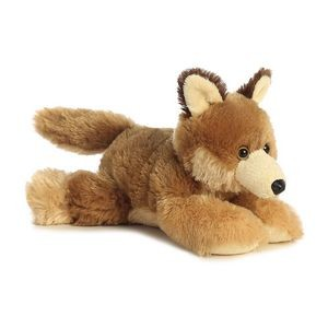 "8"" Coyote Stuffed Animal"