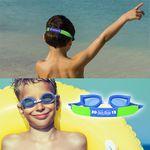 Custom Junior's Swim Goggles - 7