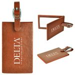 Custom Verona Luggage Tag By Trilogy
