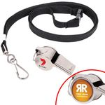 Custom The Ref Metal Whistle