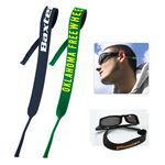 Custom Neoprene Sunglass Strap (20 Day Service)