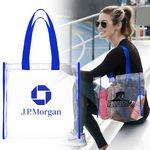 Custom The Fenway Clear Stadium Tote