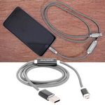 Custom Power-Up 2-In-1 USB Charging Cable