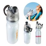 Custom O2 Cool Insulated Squeeze Sip-N-Spray