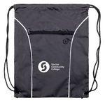 Custom The Crestline Drawstring Backpack