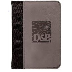 Faux Leather Padfolio (Direct Import-10 Weeks Ocean)