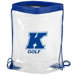 Custom The Coliseum Stadium Drawstring Bag