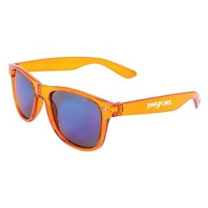 The Translucent Riviera Sunglasses (Direct Import-10 Weeks Ocean)