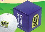 Custom Single Golf Ball Box