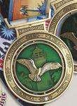 Custom Die Cast Medal w/ Color (1.5