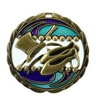Custom Dance Die Cast Suncatcher Medal (2.5