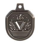 Custom Victory Stock Die Cast Medal (1.5