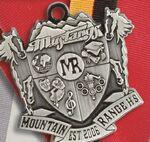 Custom Die Cast Medal (3