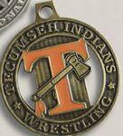Custom Spin Cast Medal (2