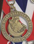 Custom Die Cast Medal (2.5