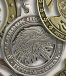 Custom Spin Cast Medal (2.75