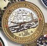 Custom Military/ Challenge/ Flip Coin (2