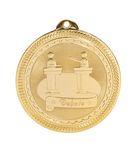 Custom Debate Stock BriteLaser Medal (2
