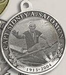Custom Spin Cast Medal (2.25