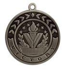 Custom Victory Stock Die Cast Medal (2