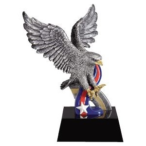 "Eagle Motion Xtreme Resin Trophy (7"")"