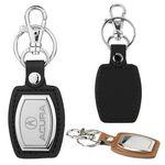 Custom Classic Key Chain - Black