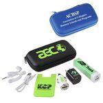 Custom Traveler 2200mAh 7 Pieces Phone Gife Set