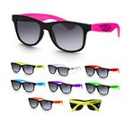 Custom Traveler Two Tone Sunglasses