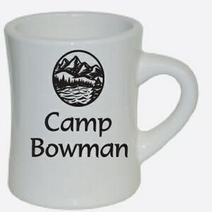 10 Oz. Diner Ceramic Mug