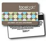 Custom Loyalty Card w/ Encoded Magnetic Stripe (4CP Front)