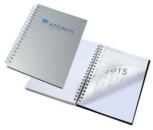 7 x 10 Classic Spiral Notebook Journal