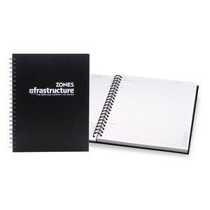 8.5 x 11 Classic Spiral Notebook Journal