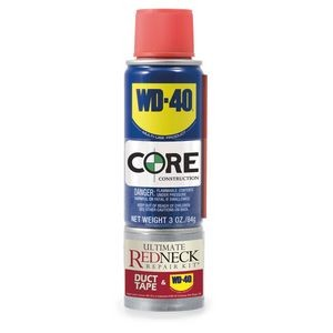 Ultimate Redneck Repair Kit, WD-40 3 oz Handy Can and 6 yards of Duct Tape, White Label