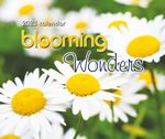 Custom Blooming Wonders 2017 Executive Calendar (Thru June 30)