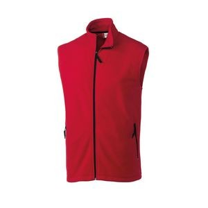 Summit Full Zip Microfleece Vest