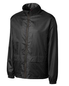 Custom Clique Moss Windbreaker Jacket
