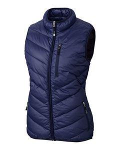 Custom Ladies' Clique Crystal Mountain Vest