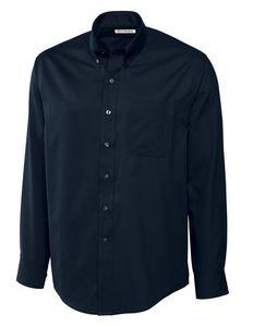 Custom Cutter & Buck Epic Easy Care Fine Twill Shirt - Men's