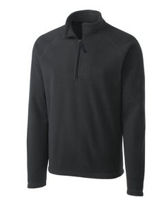 Custom Men's Clique Summit Half Zip Fleece