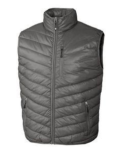 Custom Men's Clique Crystal Mountain Vest