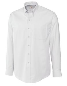 Custom Cutter & Buck Epic Easy Care Nailshead Shirt - Men's